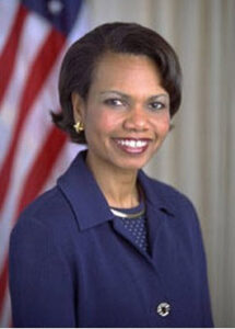 Condoleezza Rice: Imagination and International Security