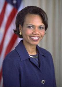 Condoleezza Rice: Imagination and International Security